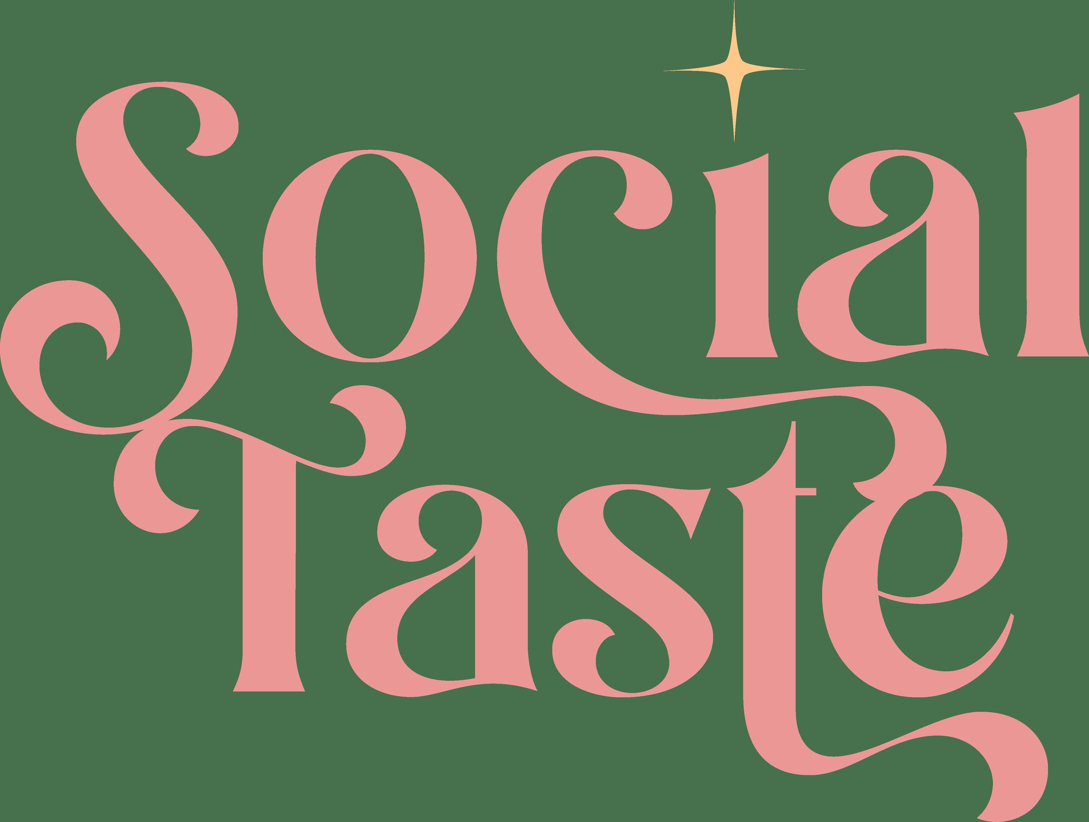 The Social Taste
