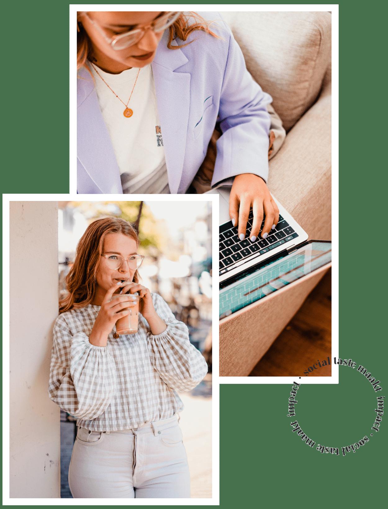the Social Taste, Julie Dubbe blogt
