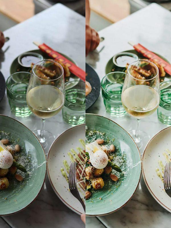 the Social Taste, Preset Food Goals P2
