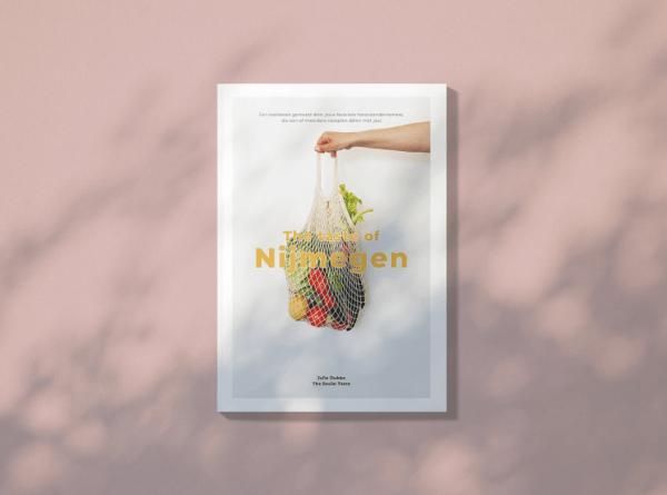 the Social Taste, kookboek, the taste of Nijmegen