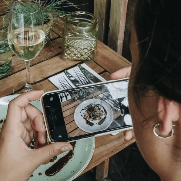 the Social Taste, Down Town, Portfolio